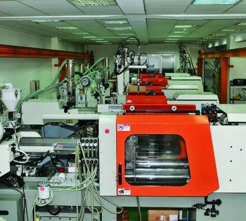 小圖07-Plastic Ejection Machine